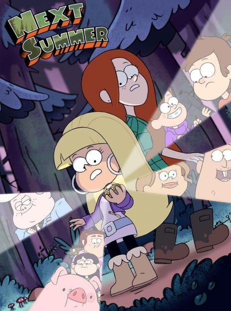 Next Summer - Gravity Falls