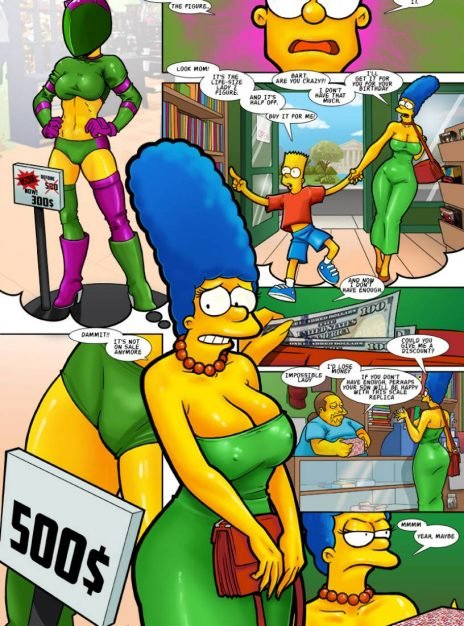 The Gift – The Simpsons