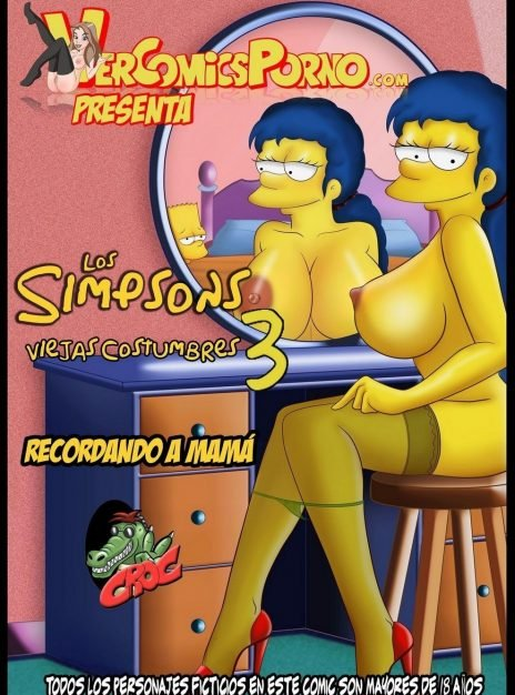 Old Habits 3 – The Simpsons
