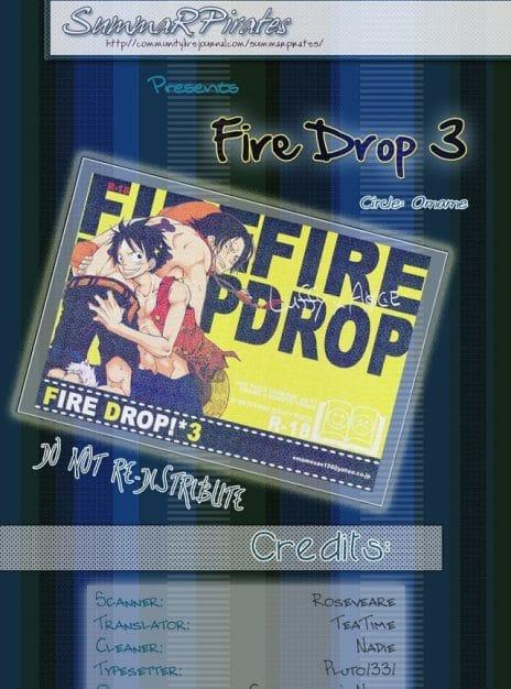 Fire Drop 3