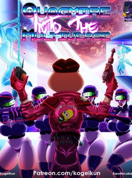 Quagmire - Into The Multiverse