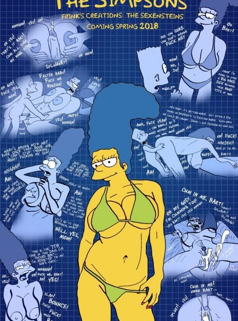 The Sexensteins – The Simpsons