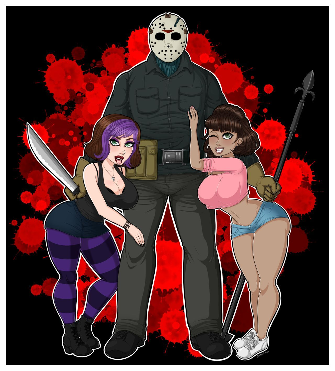 Friday The 13th Cabin Fever 14