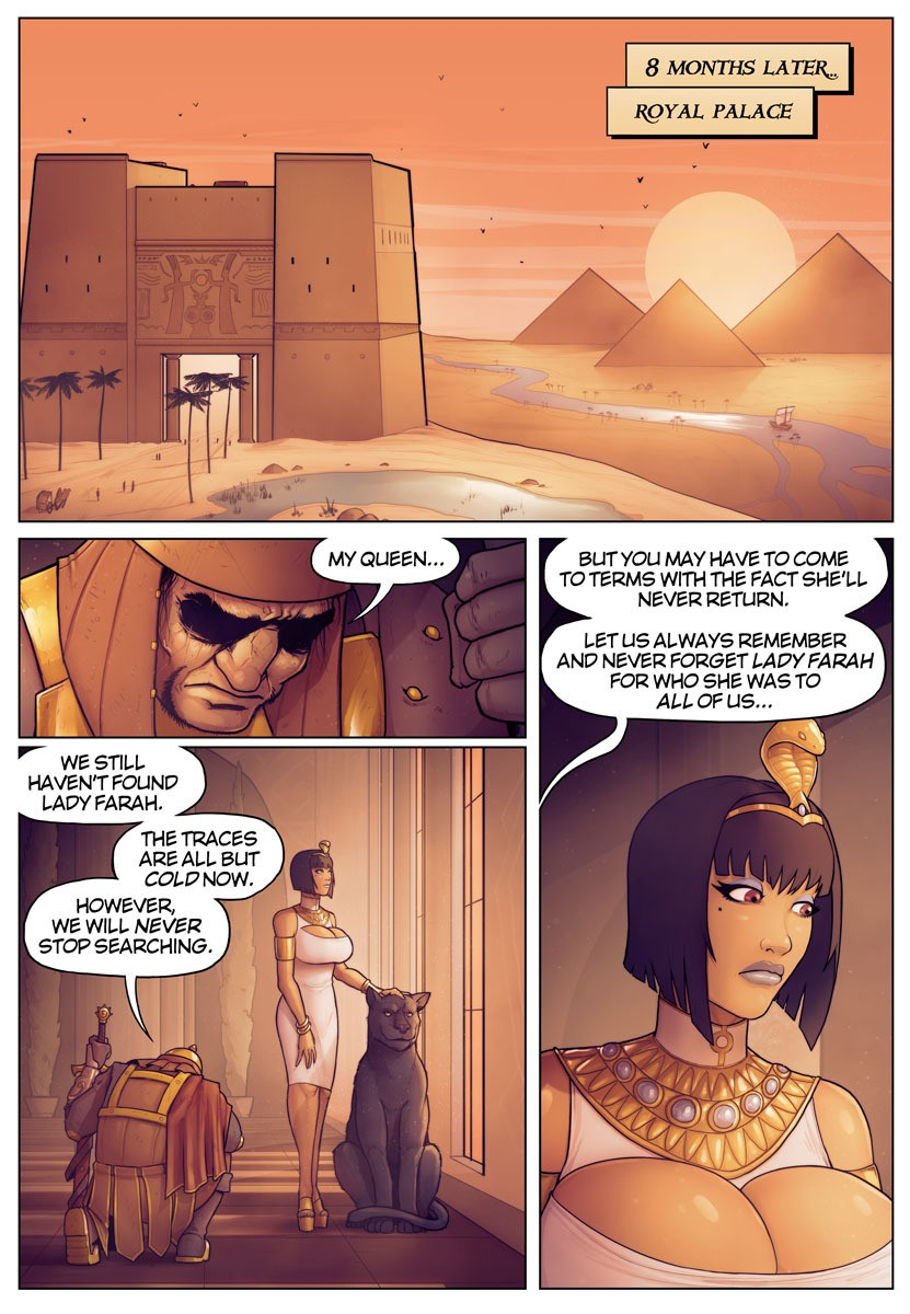 In The Shadow Of Anubis 14
