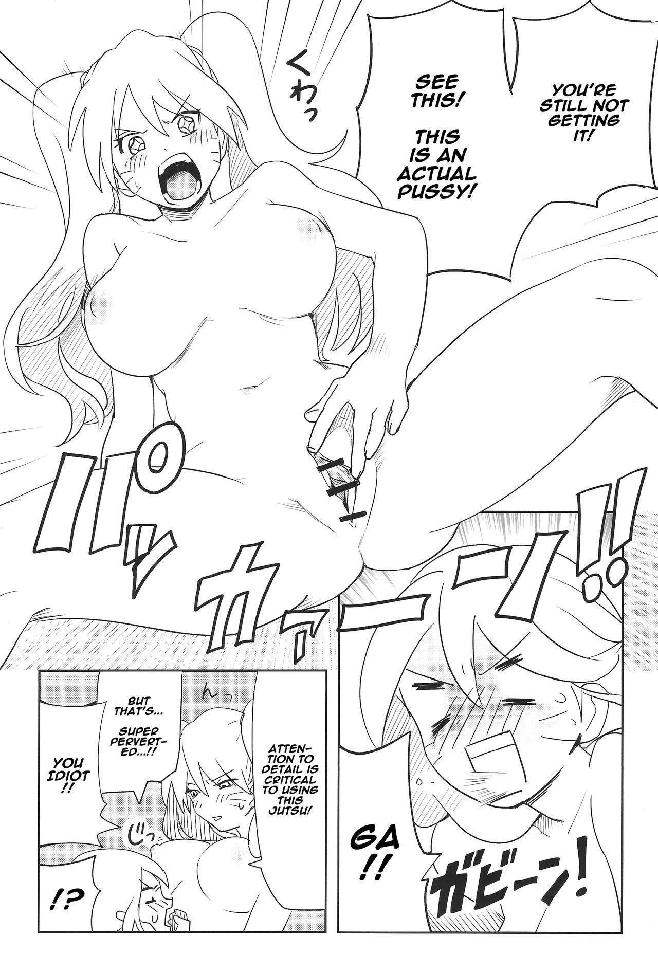 Kage Bunshin ×××× Tte Shitteru! 25