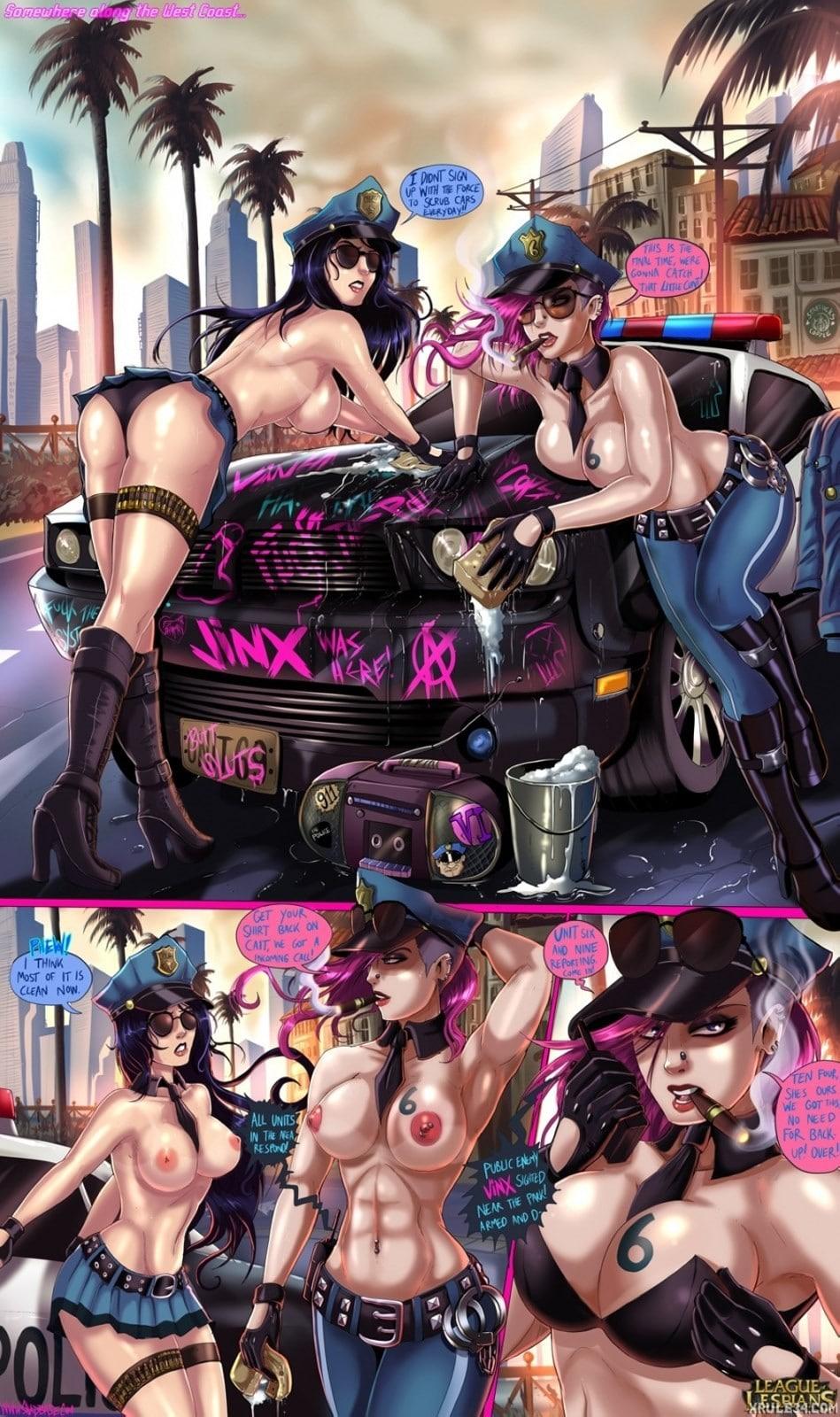 League Of Lesbians 02