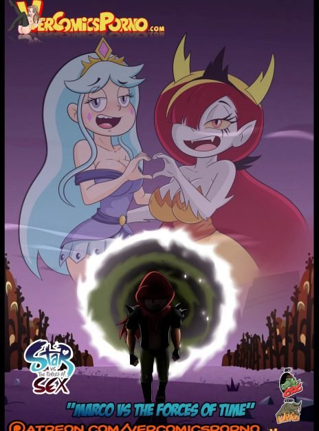 Marco Vs The Forces Of Time 01