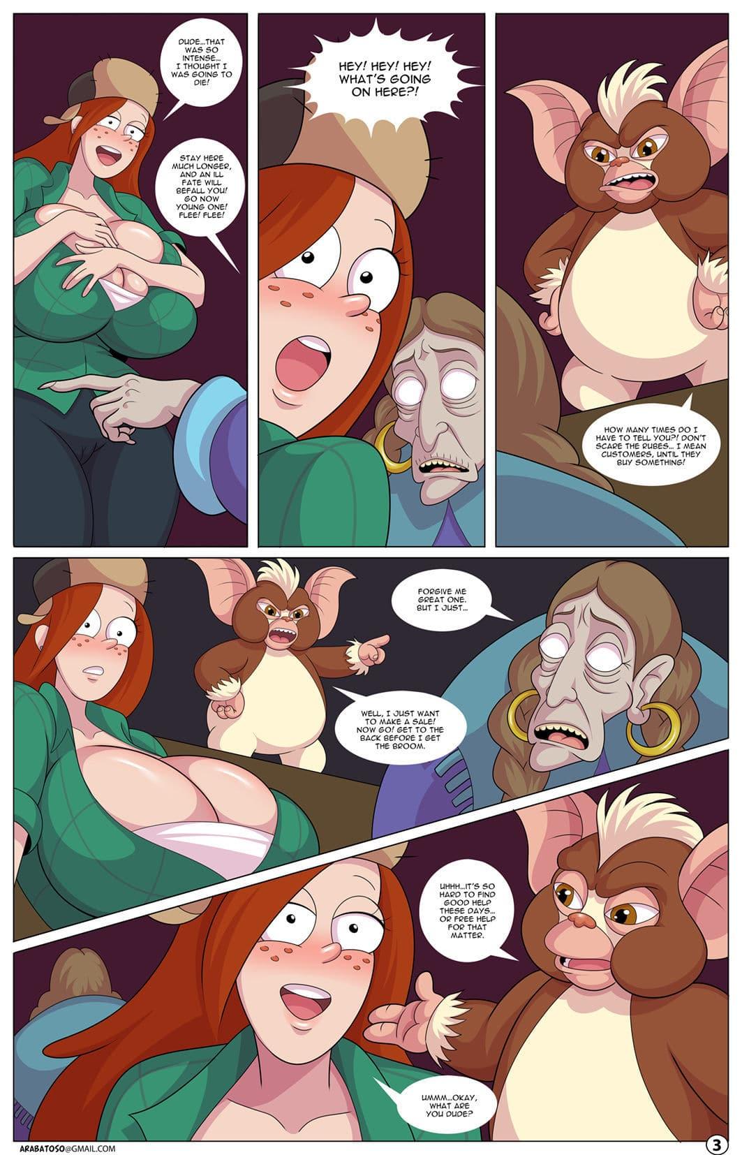 Multiverse Hypno Harem Big Tits 03