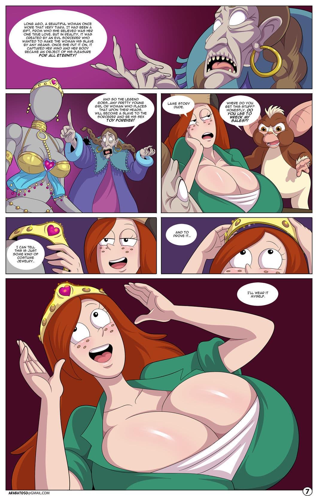 Multiverse Hypno Harem Big Tits 07