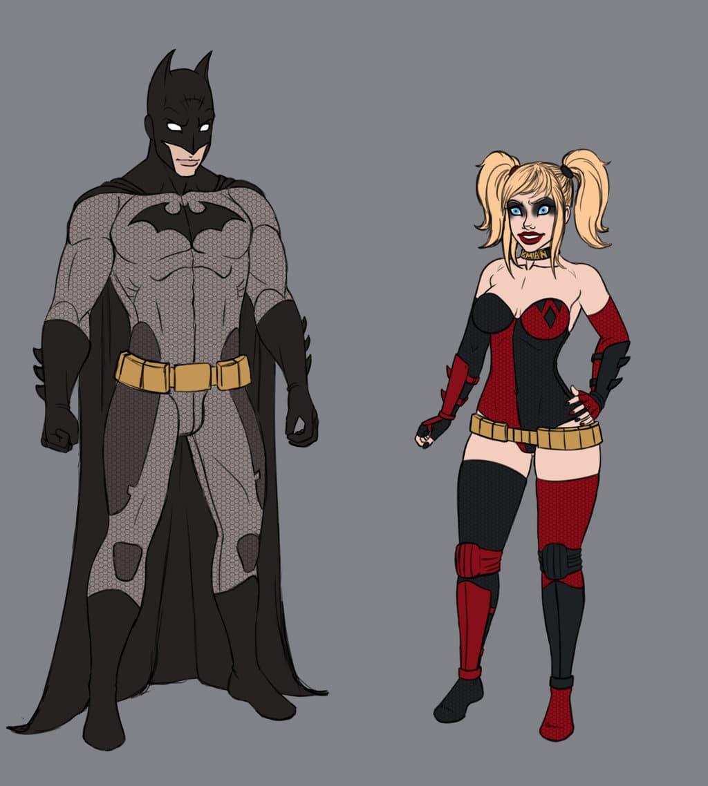 The Bat In Love Jzerosk 17