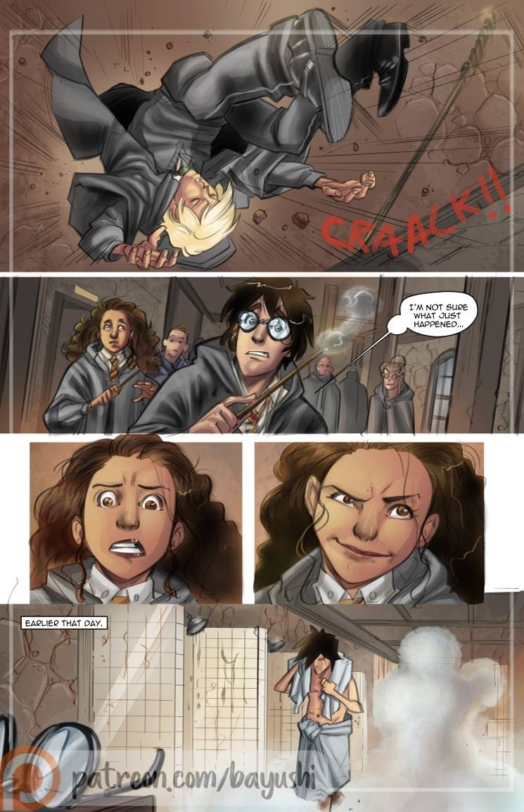 The Harry Potter Experiment 02