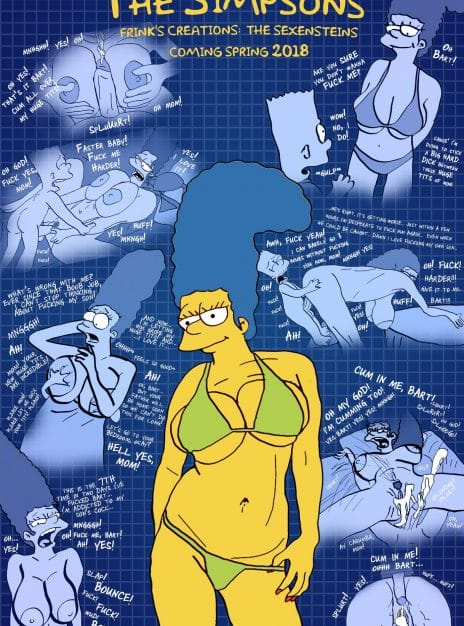 The Simpsons are The Sexenteins