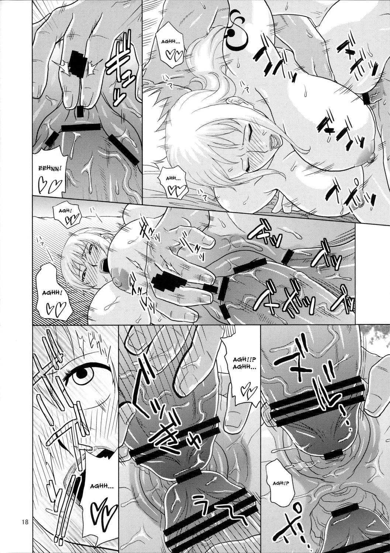 Nami Robi Chapter 4 18