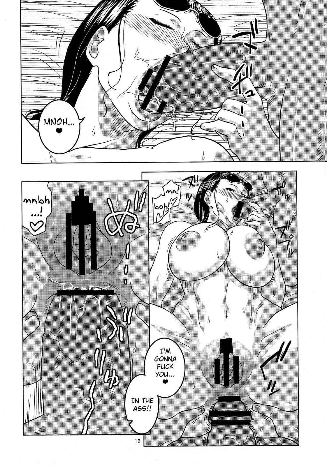 Nami Robi Chapter 5 12