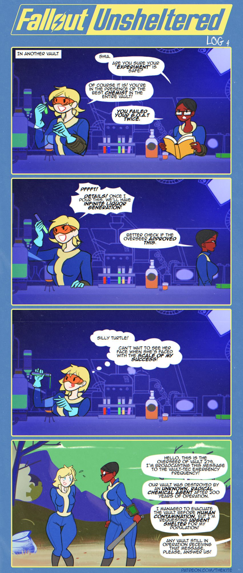 Fallout Unsheltered Xxx 04