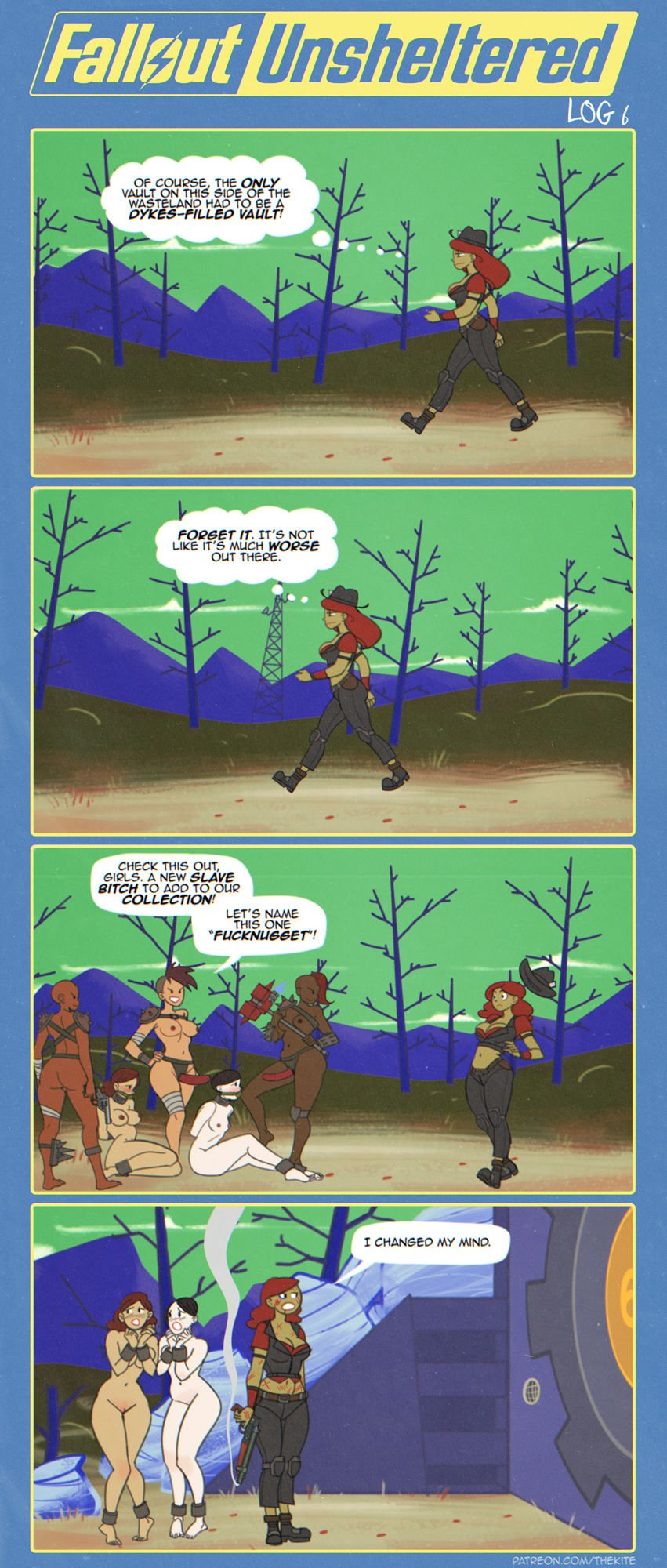 Fallout Unsheltered Xxx 06
