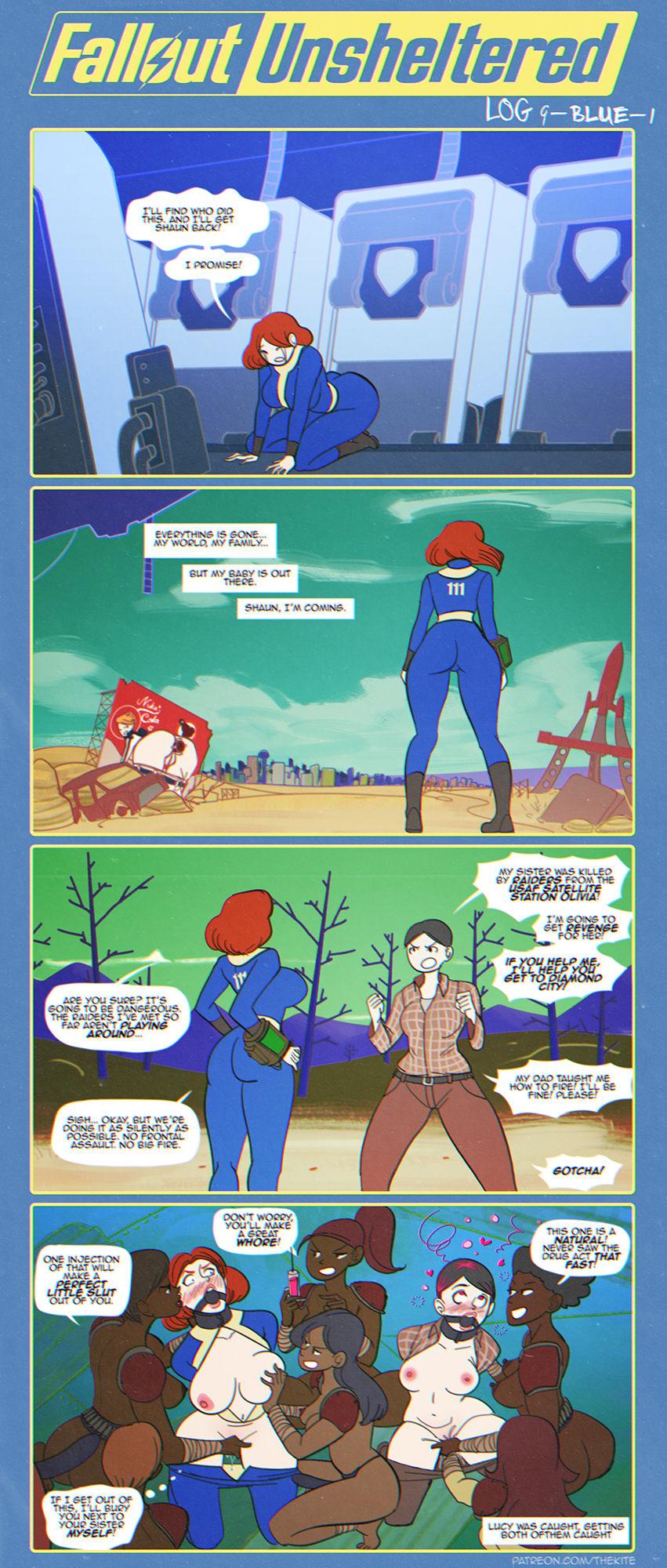 Fallout Unsheltered Xxx 10