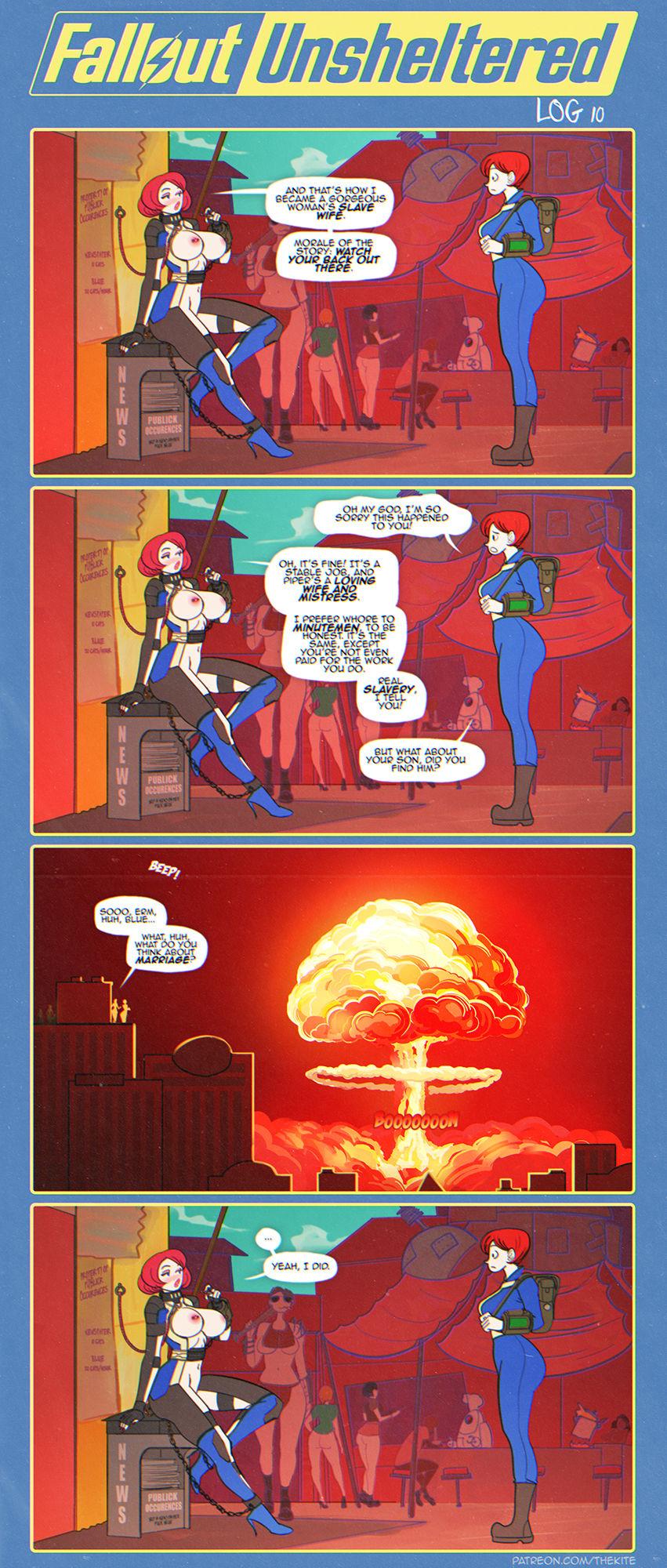 Fallout Unsheltered Xxx 13