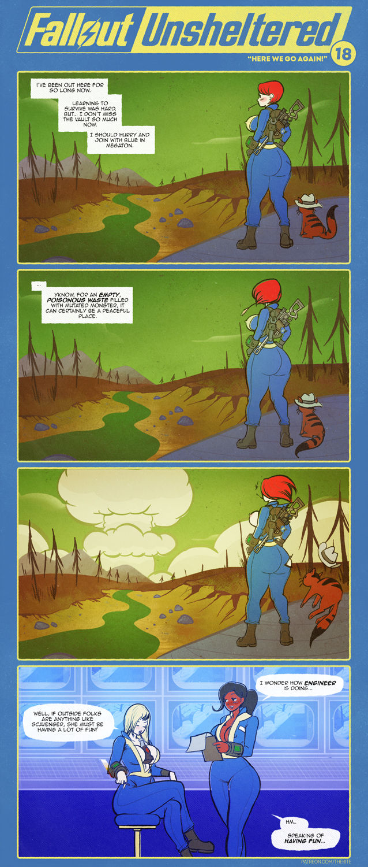 Fallout Unsheltered Xxx 21