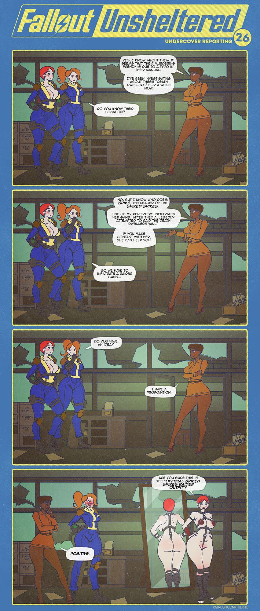 Fallout Unsheltered Xxx 29