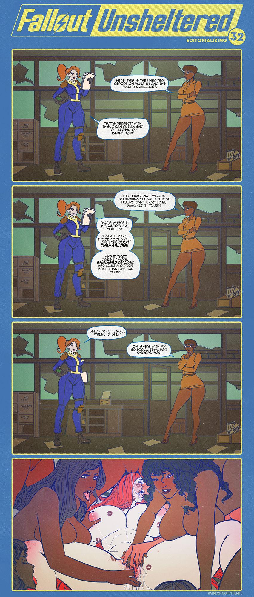 Fallout Unsheltered Xxx 35
