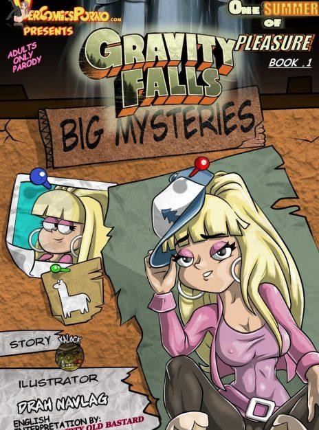 Gravity Falls Big Mysteries