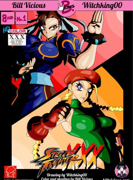 Street Fighter Xxx Bill Vicious 01