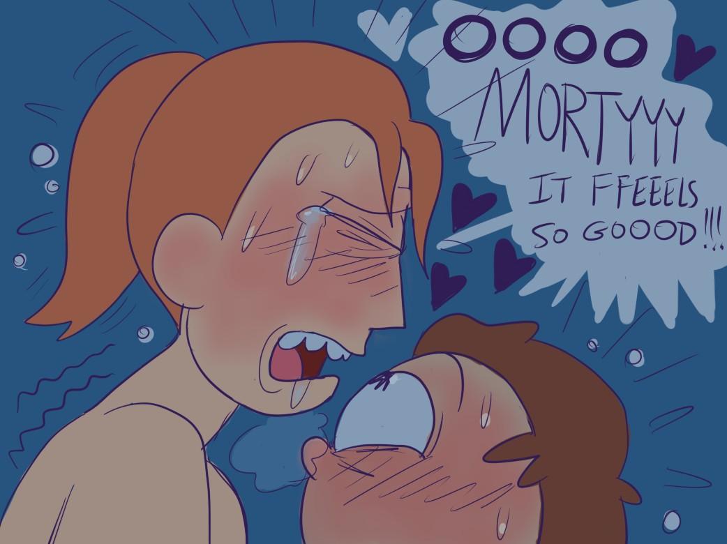 Summer Morty Sinfest Circa Stickyickysmut 186