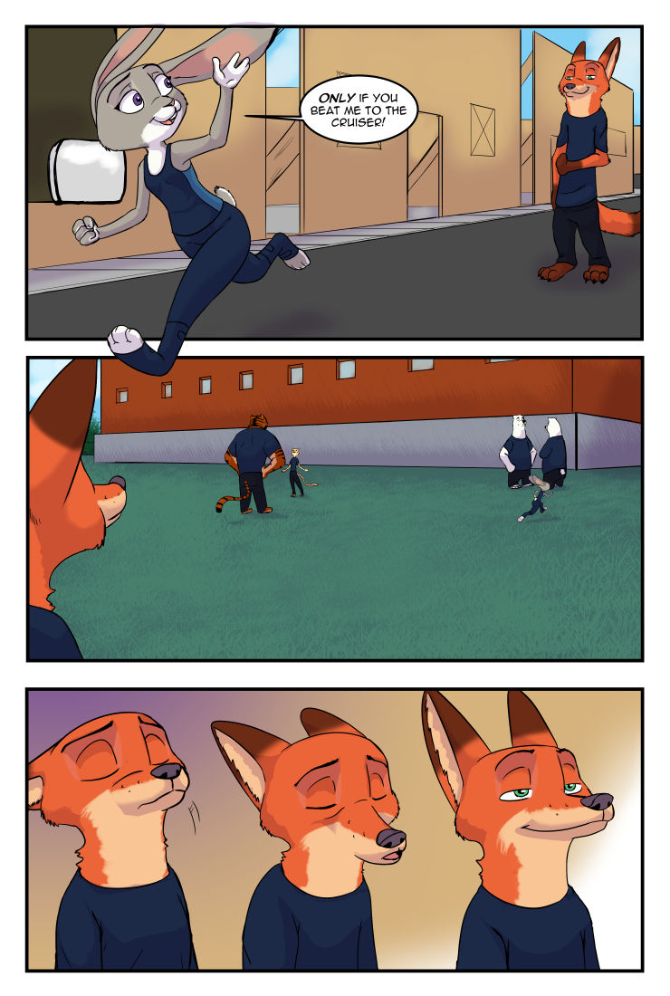 The Broken Mask Chapter 1 Zootopia 19