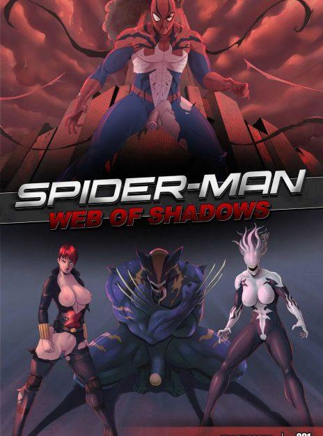 Web Of Shadows Tracyscops 1