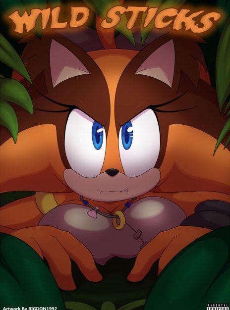 Wild Sticks Sonic Xxx 01