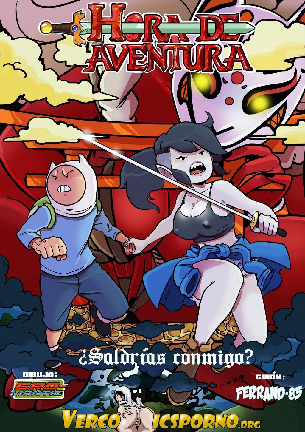 Will You Go Out With Me – Adventure Time 1