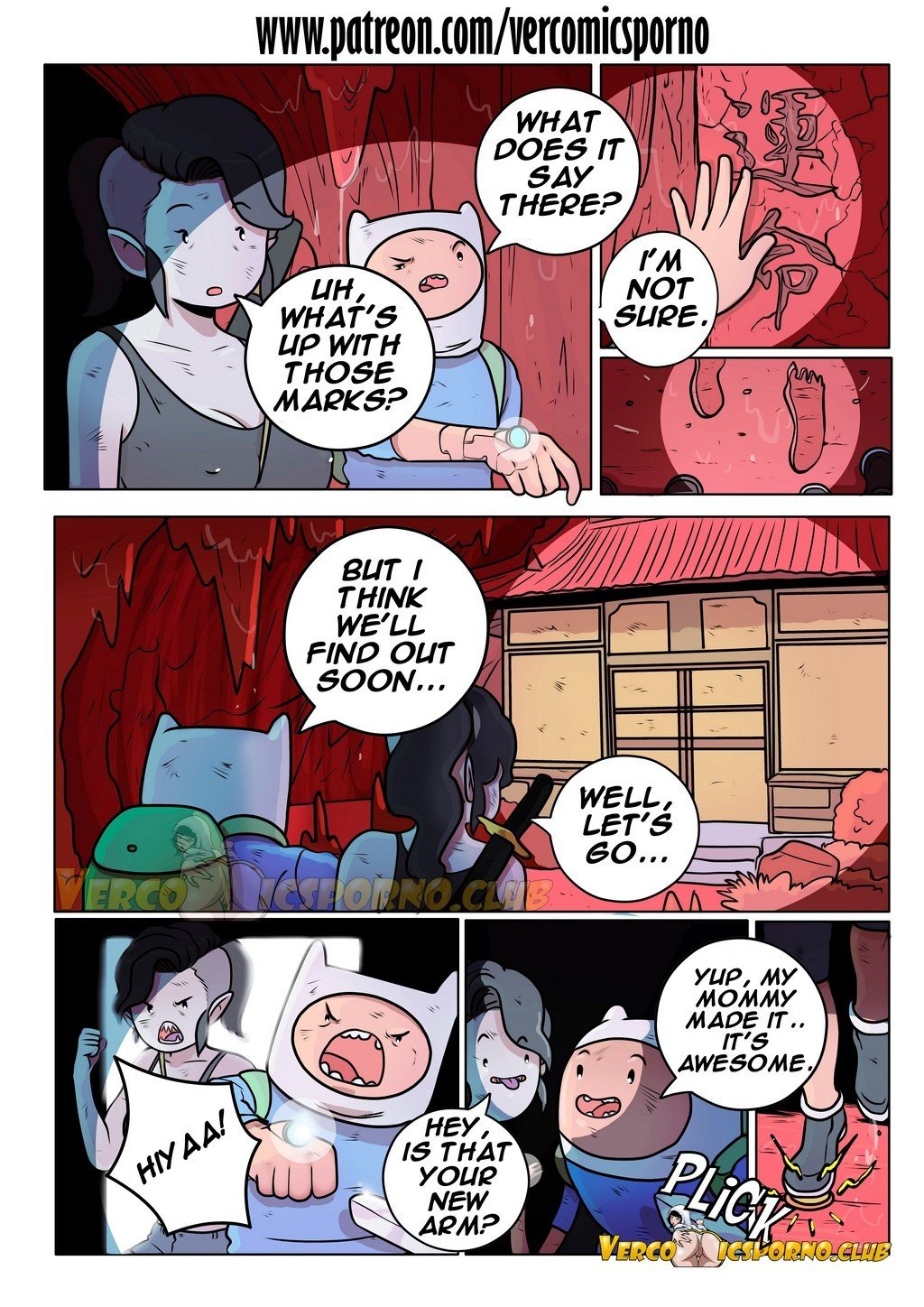 Will You Go Out With Me – Adventure Time 9
