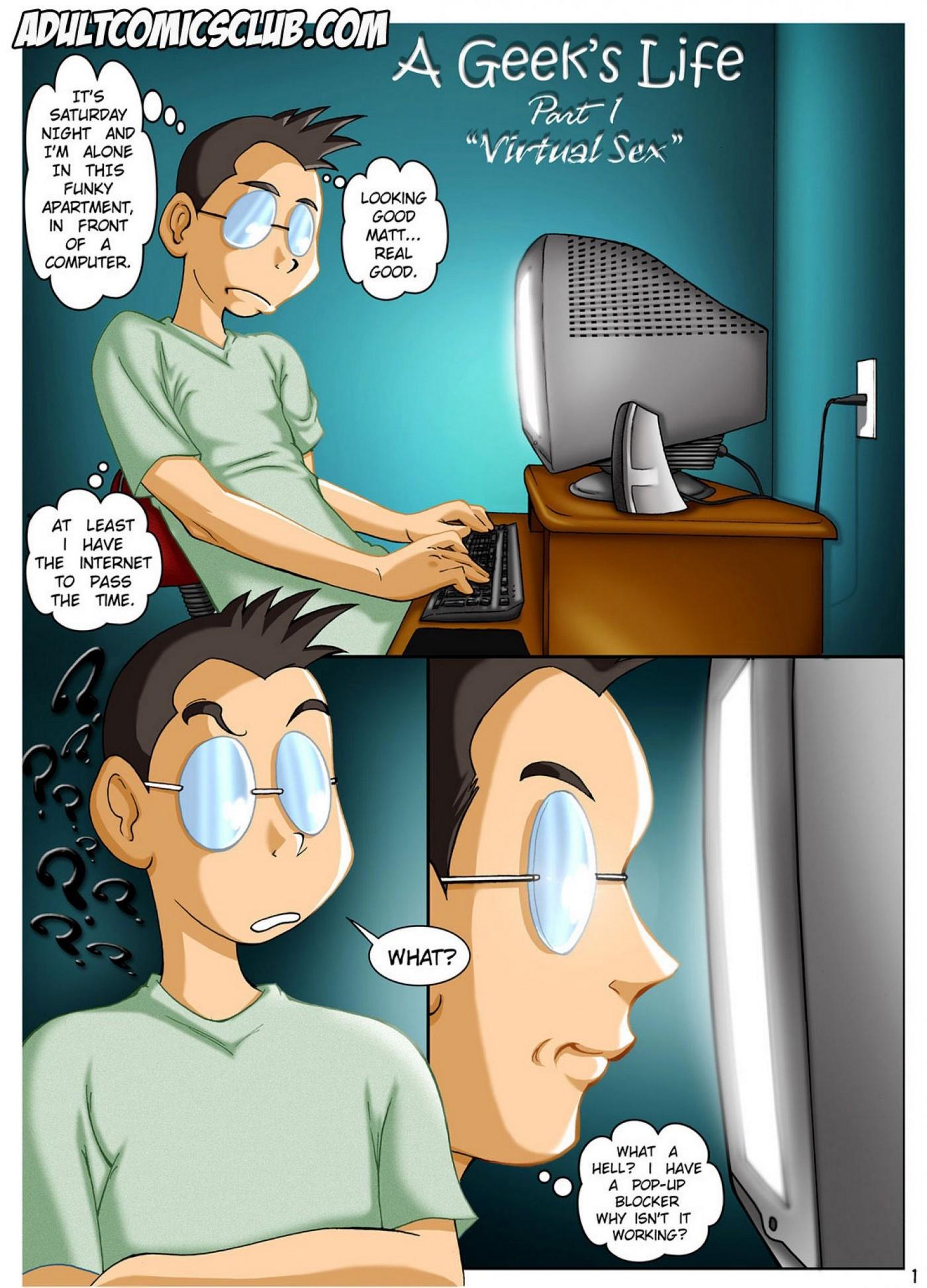 A Geeks Life Romulo Melkor Mancin 01