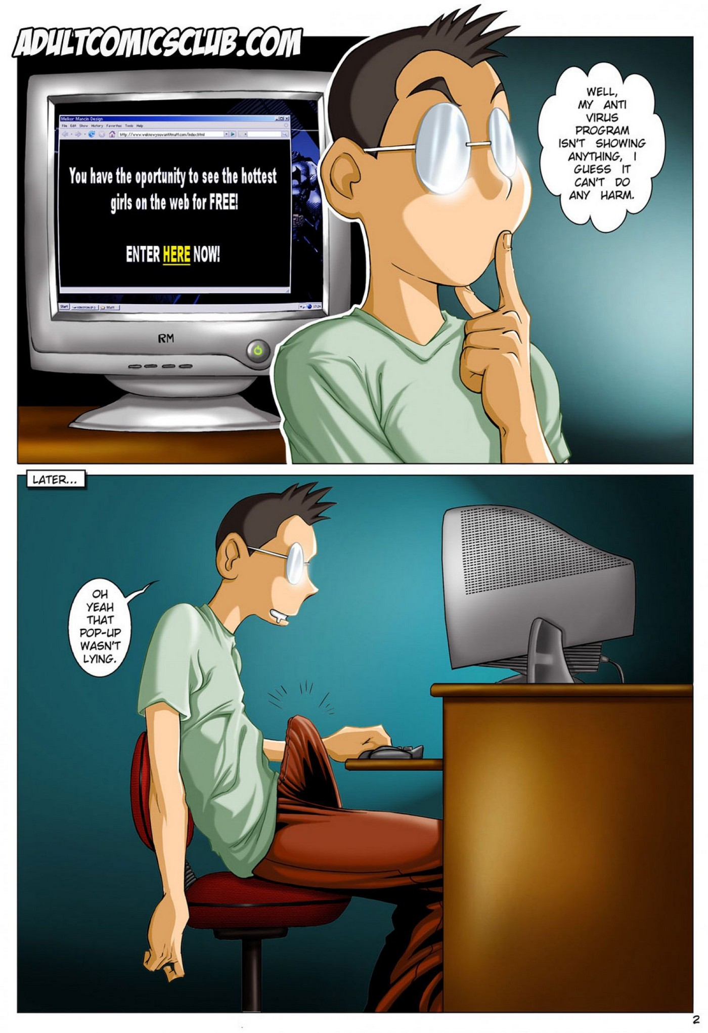 A Geeks Life Romulo Melkor Mancin 02