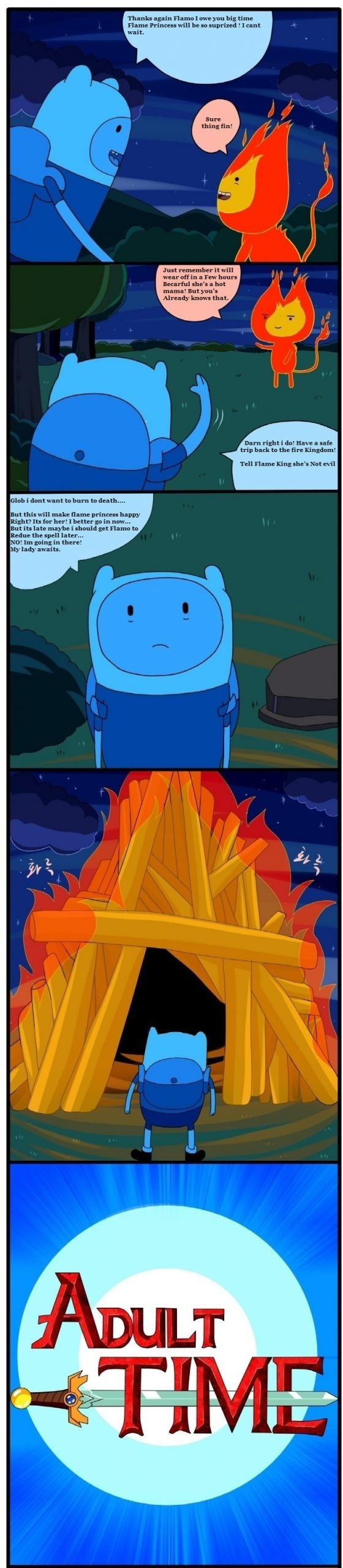 Adult Time 1 Adventure Time 01