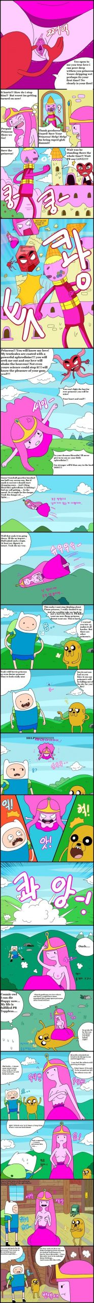 Adult Time 2 Adventure Time 03