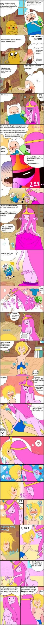 Adult Time 2 Adventure Time 05