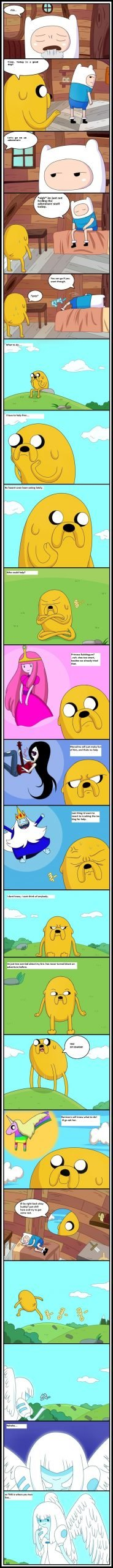 Adult Time 3 Adventure Time 01