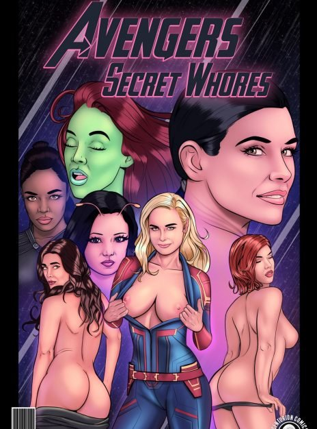 Avengers Secret Whores Pegasus Smith 1