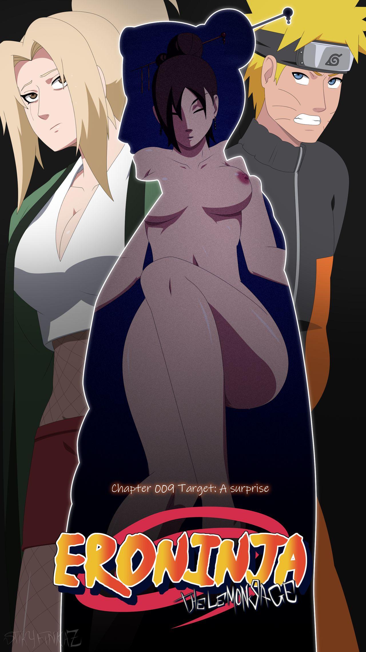 Ero Ninja 3 Hentai 16