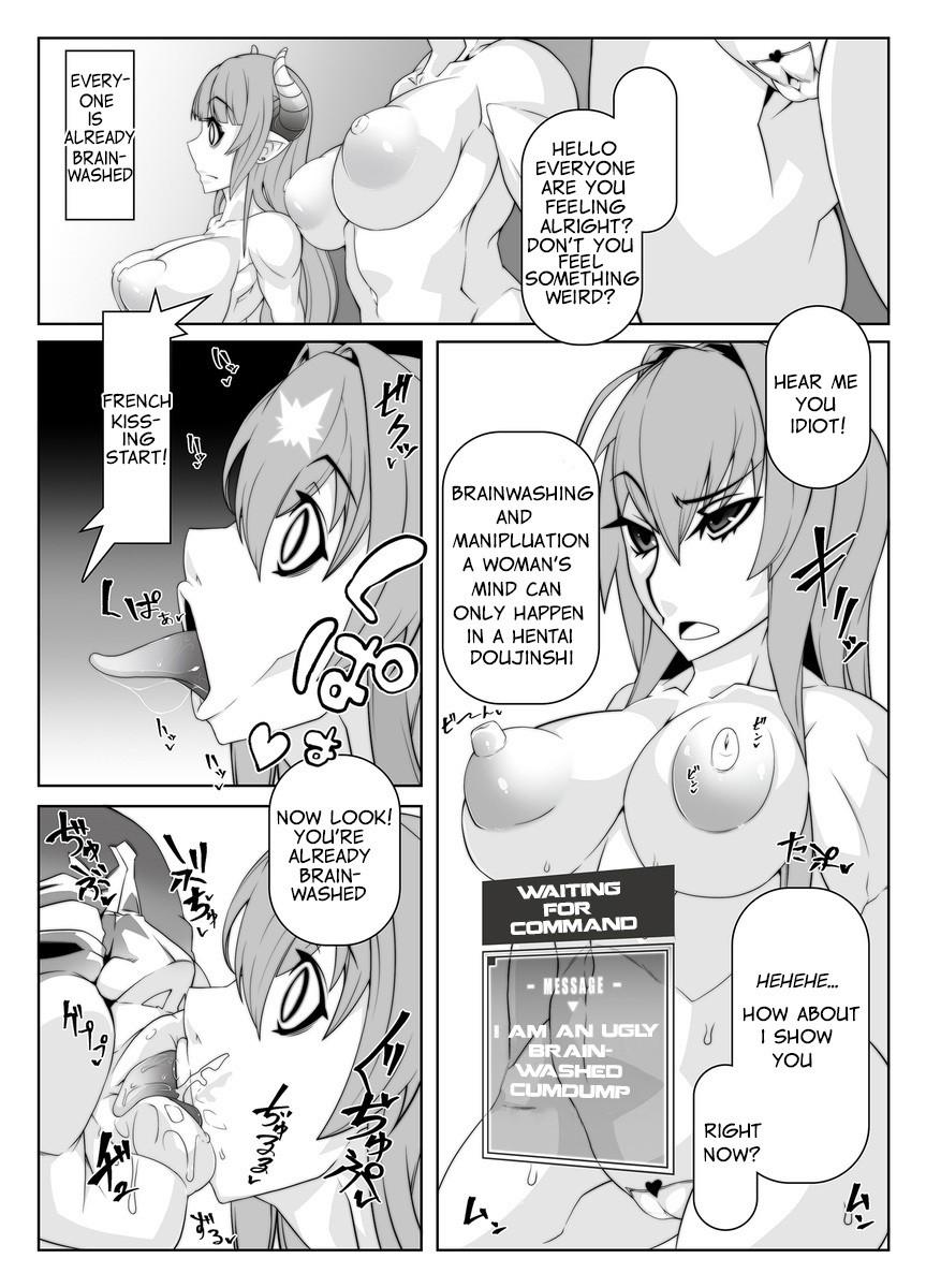 Mind Control Girl Ten 12