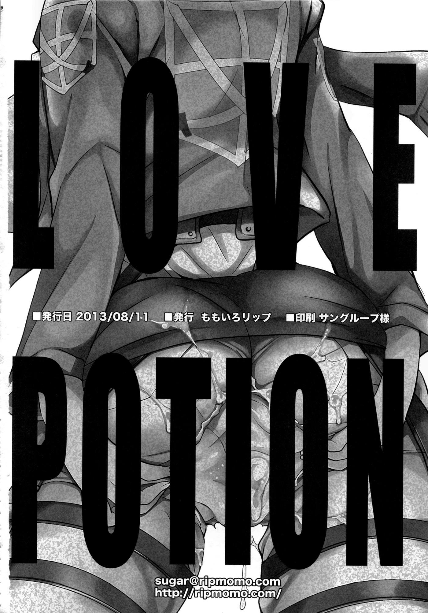Momoiro Rip Love Potion 27