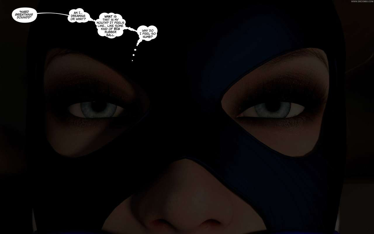 New Arkham For Superheroines Five 08