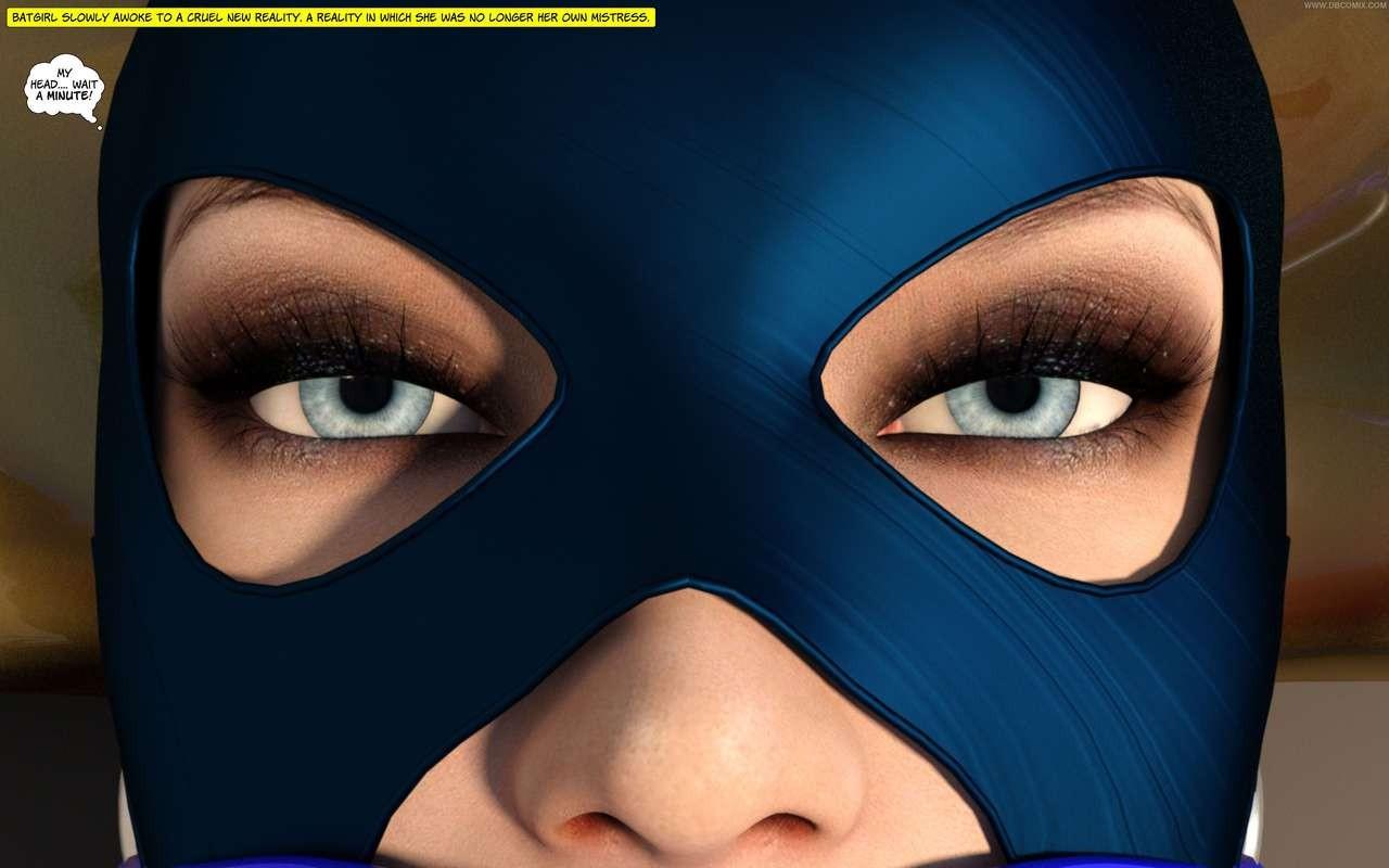 New Arkham For Superheroines Five 09