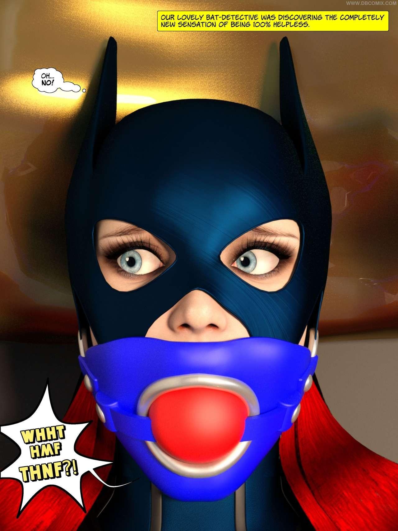 New Arkham For Superheroines Five 10