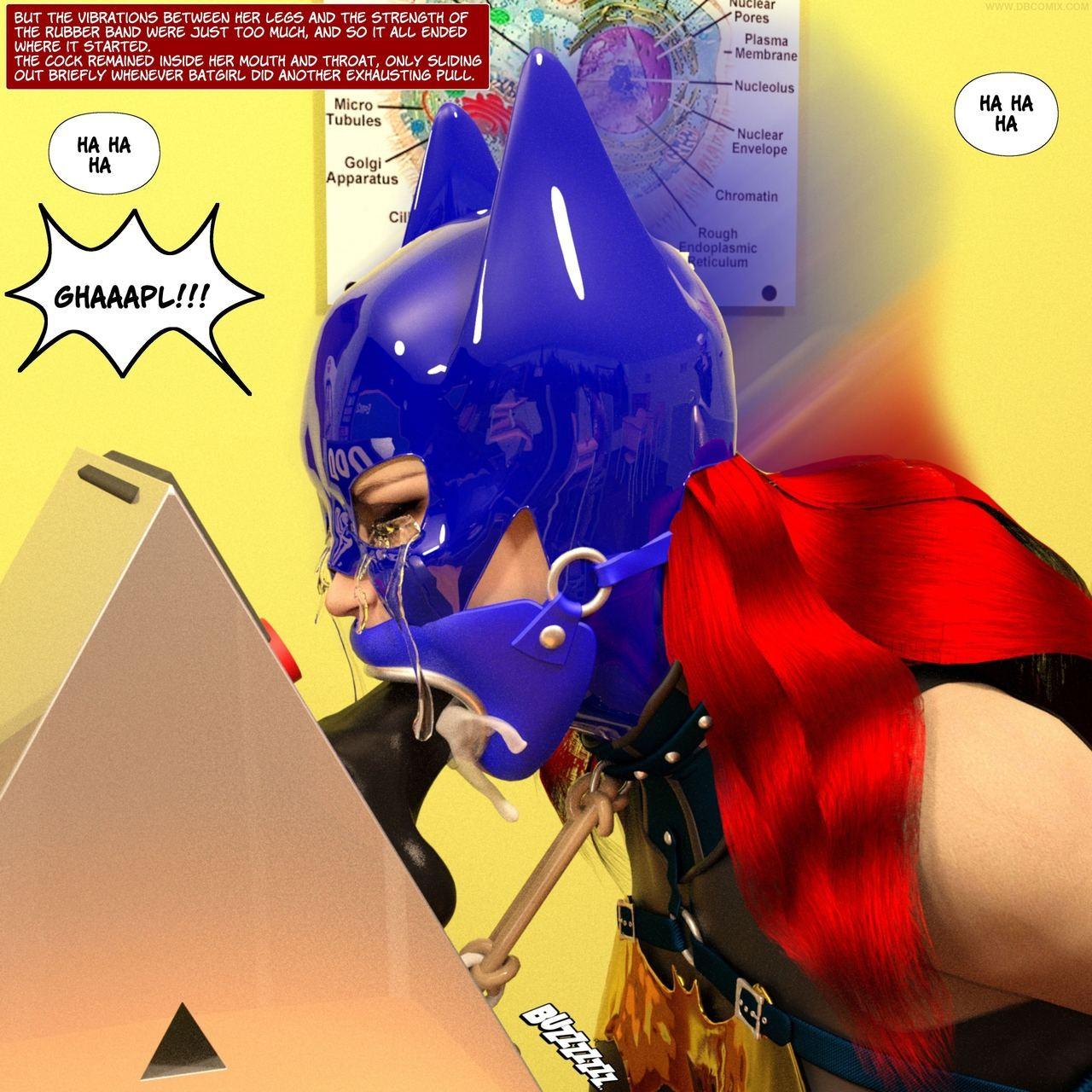 New Arkham For Superheroines Five 51