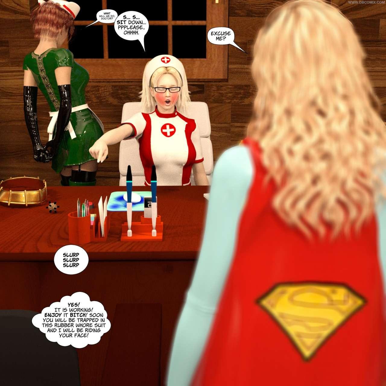 New Arkham For Superheroines Five 66