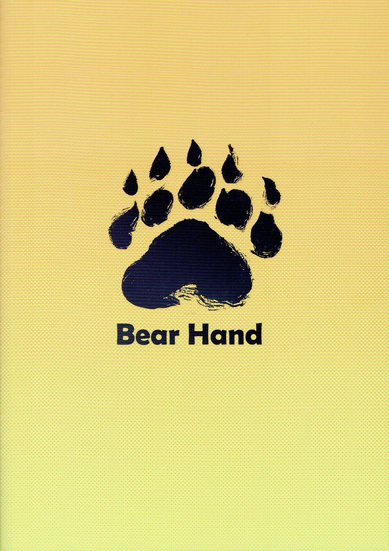 Overtime Overwatch Fanbook Vol 1 Bear Hand 26