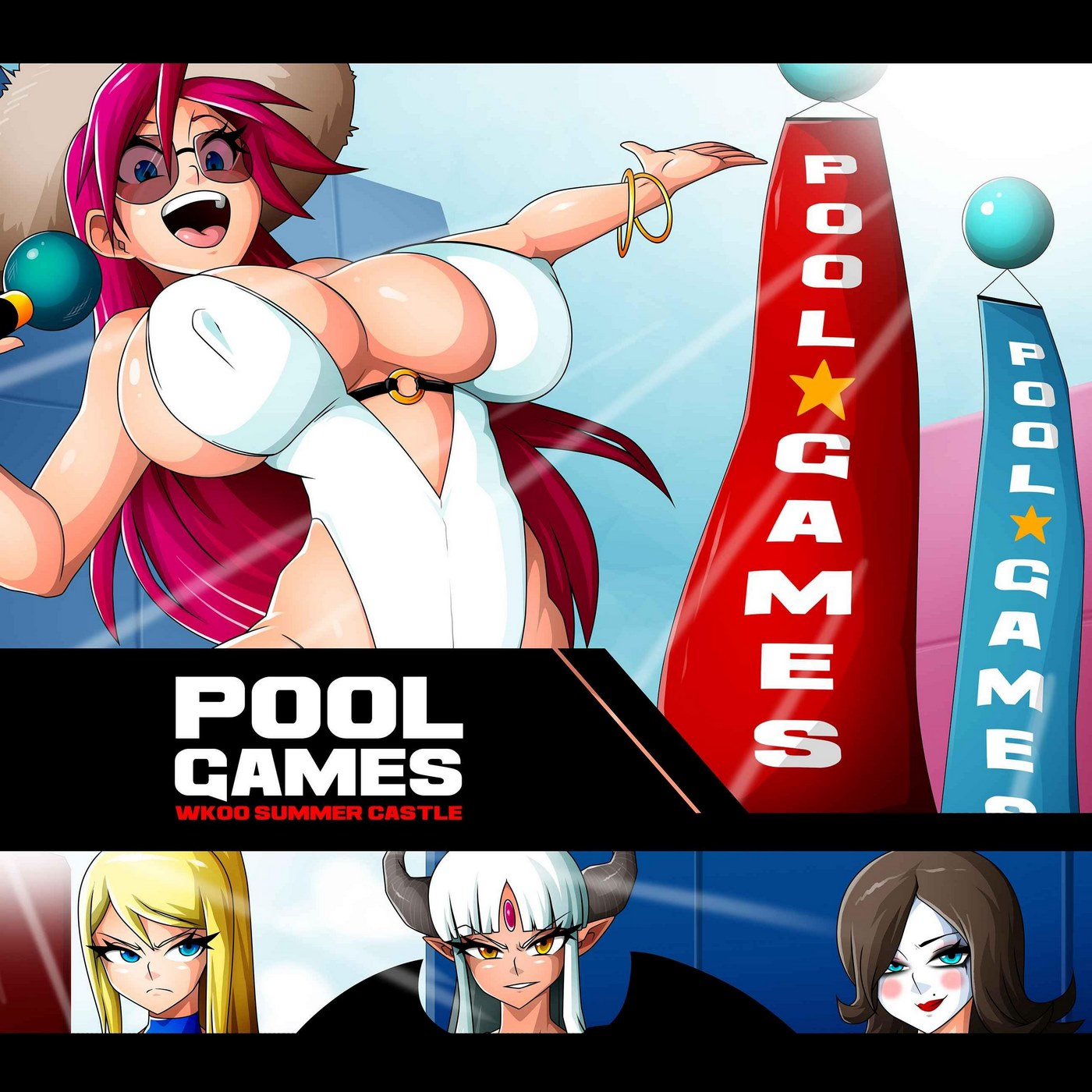 Pool Games Witchking 1